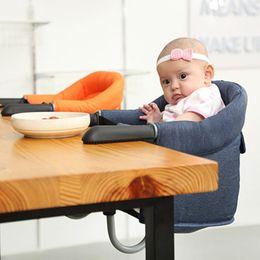 Portátil Bebê Cadeira De Jantar Crianças Cadeira de Viagem Assentos Gancho Rápido Em Cadeiras De Mesa Dobrável Infantil Comer Cadeiras De Alimentação de