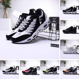 mundo tênis Desconto 2019 novo Air World 2000 Tn Tailwind 5 tênis de corrida 20o aniversário designer de moda núcleo preto branco vermelho formadores 5s mens tênis