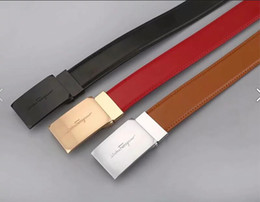 Canada 2019 haute qualité designer ceinture ceinture d'affaires ceinture importé en cuir mode hommes et femmes ceinture cadeaux de luxe en gros cheap imported gifts wholesale Offre