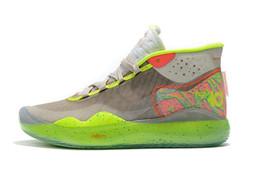 Недорогие новые кефирные сапоги онлайн-Дешевая цена на фабрике New Kevin Durant Shoes Лучшие баскетбольные кроссовки Penny Hardaway Черные туфли