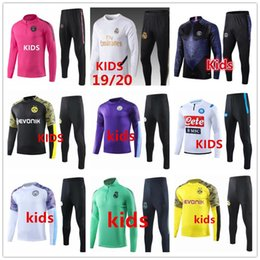 om france  Man City Dortmund  kids Real Madrid  Psg adidas nike kits football 2019 2020 pour enfants barcelone survetement foot survêtement de football Paris ? partir de fabricateur