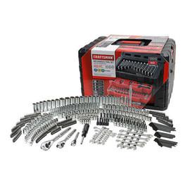 Craftsman Ensemble d'outils de mécanicien de 450 pièces avec une boîte de rangement à 3 tiroirs, 450 pièces (99040) Nouveau ? partir de fabricateur