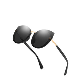 2019 óculos de sol da flor High-end senhoras grande caixa de olho de gato óculos de sol da marca designer de senhoras olhos de gato óculos de sol flores design de moda big box óculos de sol frete grátis óculos de sol da flor barato