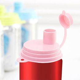 2 pezzi coperchio della bottiglia di birra riutilizzabile Soda Can Cap Pp di plastica a prova di perdite bere coperchio della bottiglia coperchio colore casuale da coperchio all'ingrosso della copertura della tazza del silicone fornitori