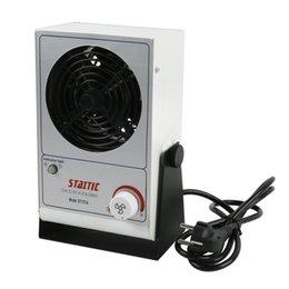 2019 ventilador de pc ST101A PC Ionizante Air Blower Fan eletrostática Ion Remoção Fan ESD desktop SIMCO Deionizing ventilador de pc barato