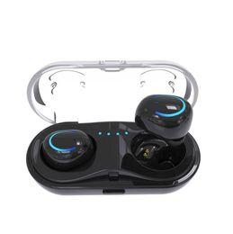 Auricolare Bluetooth per auto wireless mini auricolari ultra piccoli ultra invisibili sport auricolare Bluetooth 4.2 supplier small bluetooth earbuds da piccoli auricolari bluetooth fornitori