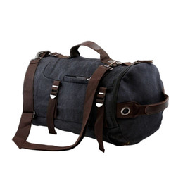 laptop rucksack wandern Rabatt Leinwand rucksack reise camping sport rucksack schulranzen laptop wandertasche