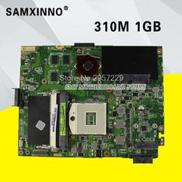 2019 x58 motherboards K52JC Motherboard 310M 1GB Für ASUS K52JR K52JT K52J A52J X52JC Laptop Motherboard K52JC Mainboard-Test 100% OK