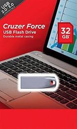 2019 Nova chegada! Venda quente Cruzer Force 16 GB 32 GB 64 GB 128 GB de Alta Velocidade USB Flash Drive Memory Stick DHL grátis 1 ano de garantia de