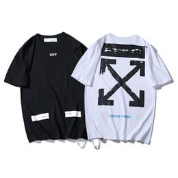 Argentina Manga corta T Camiseta Hombre Marea Tarjeta 2019 Nuevo patrón Ropa de algodón puro Camisetas Negro Carta Manga corta medio manga Hombre Suministro