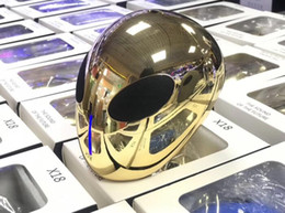 2019 förmigen handys X18 Alien Form Stereo Tragbare Bluetooth Lautsprecher Unterstützung TF Karte Universal Handy Musik Drahtlose Outdoor Tragbare Woofer Hot