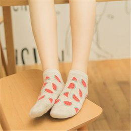 business casual mujer Promotion Chaussettes pour femmes Casual Work Business Cotton Stripe Series Fashion Chaussette Comfortablecalcetines Mujecalcetin Mujer invisible