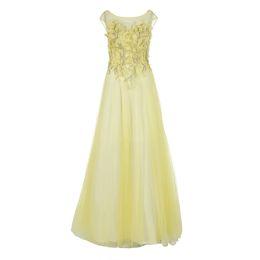 Vestido de noiva applique gelo on-line-Dressv gelo azul apliques colher pescoço longo vestido de noite sem mangas festa de casamento formal vestido de uma linha de vestidos de noite