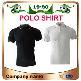 9267f04b1 2019 camisa negra estrellas 2019 2 Estrellas GRIEZMANN Blanco POLO Soccer  Jersey 19 20 Negro