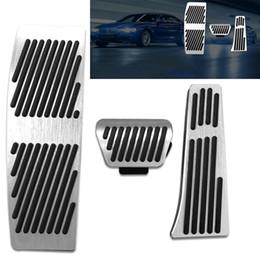 Aplicable a BMW Nuevo 3 Serie F34 F30 F35 Pedal del acelerador de perforación libre Pedal antideslizante modificado Pedal de freno desde fabricantes