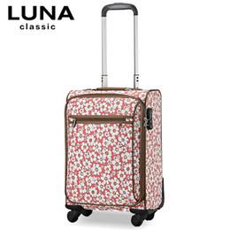 8d703bde9 Print universal wheels trolley luggage travel bag female 18 luggage soft  box bags on sale