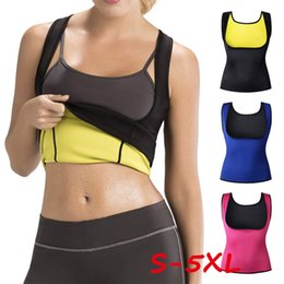 2019 bel seno nera Gilet in neoprene Body Shaper che dimagrisce Waist Trainer Shaper Summer Workout Shapewear Cintura regolabile Corset 5 Color Waist Cincher Corse