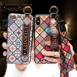 neue modelle handys Rabatt iPhone xs max Handytasche neues iPhone x 6 / 6s 7 plus Totem iPhone 8 plus Silikon xs weibliche Modelle Lanyard-Armband xr