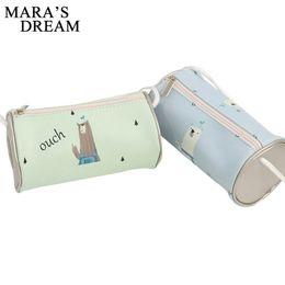 30fb5ddf9e07 Cheap Mara s Dream 2018 New Arrival Women Cross Body Bag Barrel Shaped  Canvas Girls Mini Shoulder Bag Messenger Bags Ladies Clutch Bag