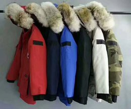 2019 New Canada Women'S Goose Down Chilliwack Bomber Hooded Warm Coat Fur Windbreaker Parka E12 From Jinbaoshangchang88, $164.7 | DHgate.Com