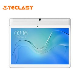 tablette chinoise 64gb Promotion 10,1 pouces 1280 * 800 Teclast P10 4G Tablet PC MTK6737 Quad Core Android 8.1 OS 2 Go de RAM 16GB ROM GPS LTE Tablet