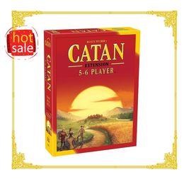 bordbau Rabatt Catan Trade Build Settle 5-6 Spieler Expansion Settles of Catan Seafarers Expansion Brettspiel Kartenspiel Freunde und Familie Versammlung