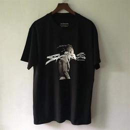Top de la mode au japon en Ligne-2019SS NEW KANYE WEST OVERSIZE XXXTentacion Hommes Sweat à manches courtes t-shirts hip hop Japon Mode Casual Coton Tee TOP S-XXL