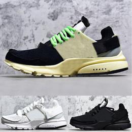 2019 freizeitschuhe Designer-Schuhe Presto BR QS Laufschuhe Sneakers Tripel Black White Damen-Sportschuhe für Damen Freizeit-Joggingschuh günstig freizeitschuhe
