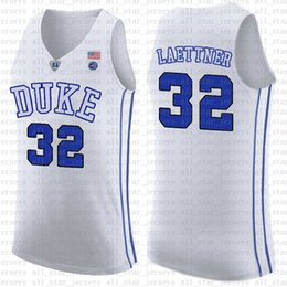 Camisa de basquete roxo on-line-04 11 Kyrie Duke Blue Devils Irving Ncaa Jersey Christian 32 Laettner 4 J.J 4 Redick CURRY James Wade NCAA Jerseys CURRY James Wade