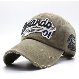 paare hüte Rabatt Baumwolle Baseball Cap Herbst Männer und Frauen gewaschen Retro Buchstaben Stickerei Streetwear Cap Gorras Para Hombre Mode paar Hut