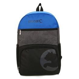 ec87cdd5578c новые стильные школьные сумки Скидка Новый дизайнер студент рюкзак с  письмом Моды рюкзаки для школьных сумок