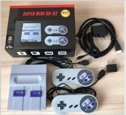 Juegos de arcade de juguete online-HDMI Out TV Game Console puede almacenar 821 juegos Video de mano para juegos de consolas SNES juguetes