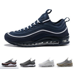 Argentina Nike air max 97 2019 Skepta UL 17 OG Shoes para hombre Zapatillas London x Metallic Gold Pink Silver Bullet 3M Undefeated Ultra SE Calzado tamaño 36-45 supplier gold max pink Suministro