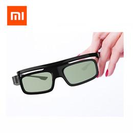 2019 filme de produtos Tipo original do obturador da ligação de Xiaomi vidros 3d para o filme 3d e os produtos da tevê da projeção do laser filme de produtos barato