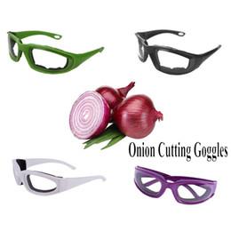 2020 ferramentas de corte de segurança Cebola de segurança Óculos Óculos de Corte Cortar Cortar Protetor Ocular Acessórios de Cozinha Churrasco de Segurança Óculos de Olhos Protetor de Cozinha Ferramentas ferramentas de corte de segurança barato