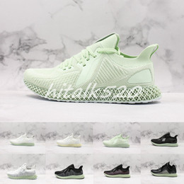 zapatos parley Rebajas De calidad superior AlphaEdge 4D Parley Blanco Aero Green Futurecraft LTD Sneaker Zapatillas de running para hombre Zapatillas deportivas Zapatillas de deporte de diseñador Tamaño 11