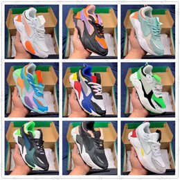 Chaussures de père Designer RS-X R Reinvention Toys Transformers Release Hommes Chaussures de course Sport Baskets Jogging ATOLL FUCHSIA Baskets 36-45 ? partir de fabricateur