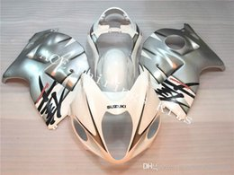 99 hayabusa injection mold Promo Codes - New Injection ABS bike Fairing Kits 100% Fit For Suzuki GSXR1300 Hayabusa 96 97 98 99 01 02 03 04 05 06 07 Free fuel tank 18 big collection