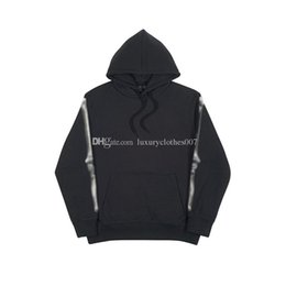 fce849c76361 Luxury Bones Arm Hoodies Men Designer Brand PALACES Hooded Jacket High  Quality Fashion Hip Hop Street Sweatshirts discount palace hoodie