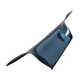 2019 audi a4 bracciolo Coperchio maniglia interna porta ABS per BMW Serie 7 F01 F02 / Cornice interna bracciolo per BMW 730 740 750 760 Li maniglia