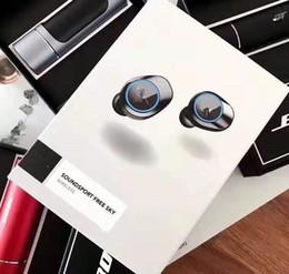 cuffie bluetooth senza fili mini tws Cuffie per bassi profondi Cuffie con scatola di ricarica con logo Mobile Power per Apple Android Commercio all'ingrosso DHL da