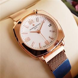 Vente chaude marque 38mm Mesh surface de forage moderne QUARTZ montre montre de luxe classique femmes regarder Relogio marque montres ? partir de fabricateur