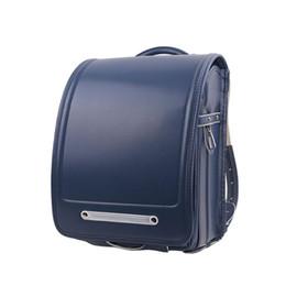 Высокое качество японская школьная сумка дети водонепроницаемый PU школьные сумки девочки и мальчики ортопедические рюкзаки дети Bolsas 2018 от Поставщики краска камуфляж