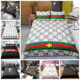 Thumbedding Modern Moda Yatak Seti Çift Kişilik Yatak Kraliçe Boyutu 3D nevresim Set Ikiz Tam Kral Tek Yatak Yastık ile Set 3 adet nereden