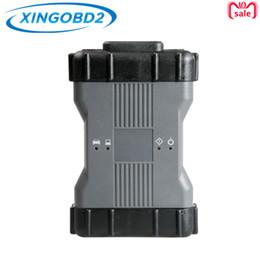 multiplexor sd connect Rebajas VXDIAG C6 para MB STAR C6 Multiplexor mb SD Connect OEM DOIP Xentry Herramienta de diagnóstico con xentry das wis epc HDD V2019.07