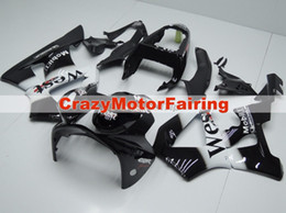 honda cbr 929 kit Coupons - New Injection ABS motorcycle fairings kit for HONDA CBR 929RR 929 2000 2001 CBR929RR 00 01 CBR 900RR fairings parts custom black white west
