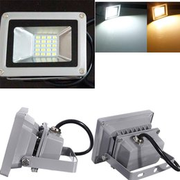 2019 al por mayor reflectores de energía solar 50pcs / lot 10W SMD LED LUZ DE INUNDACIÓN IP65 LED Luz de jardín waterprooft spot light para exterior