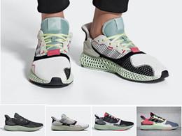 2019 nero y3 scarpe da ginnastica 2019 zx4000 Futurecraft 4D ZX 4000 Futurecraft 4D alphaedge y3 uomo scarpe da corsa nero bianco sneakers taglia 36-45 sconti nero y3 scarpe da ginnastica