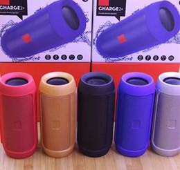 mp3 tragbare eisen mann Rabatt Drahtlose Lautsprecher Mini tragbarer Bluetooth-Lautsprecher Soundbar Außenlautsprecher Stereo-MP3-Lautsprecher mit Energienbank 2400mA für Smartphones