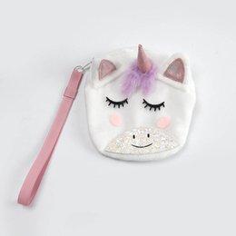Unicornio lentejuela monedero del bebé princesa niños monederos niños diseñador bolso bolso lindo de las muchachas bolsos de los niños bolsos de las muchachas bolsos de las muchachas A6531 desde fabricantes